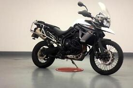Triumph Tiger 800 Adventure