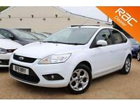 2011 11 FORD FOCUS 1.6 SPORT 5D 99 BHP - USED CAR DEALER OF THE YEAR