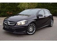 2015 15 MERCEDES-BENZ A CLASS 1.5 A180 CDI BLUEEFFICIENCY AMG SPORT 5D AUTO 109