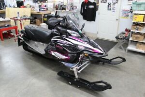2012 Yamaha Vector LTX GT.  Lady driven, excellent condition.