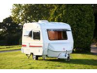 Freedom Sunseeker Classic 3 Berth Lightweight Caravan