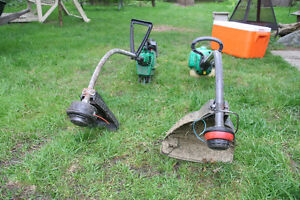 Yard works: Two Gas Weed Eaters