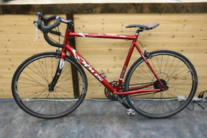 **SPEED** Opus AL7005 T6 Fidelio CycloSport Racing Bike - 16113