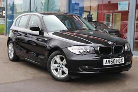 2010 BMW 1 SERIES 118d SE GBP30 TAX, 16andquot; ALLOYS, CRUISE and P SENSORS