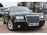 Chrysler 300c 3.0 V6 CRD (black) 2006
