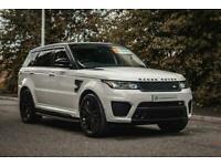 2015 Land Rover Range Rover Sport 5.0 V8 SVR (s/s) 5dr SUV Petrol Automatic