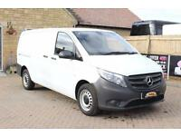 2015 MERCEDES VITO 116 BLUETEC SWB LOW ROOF COMPACT PANEL VAN DIESEL