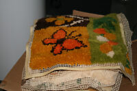 latch hook rug squares