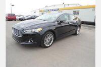 2014 Ford Fusion SE   - Low Mileage