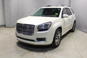 2013 GMC Acadia Denali AWD 7 pass + dvd, YOU,RE APPROVED !!!