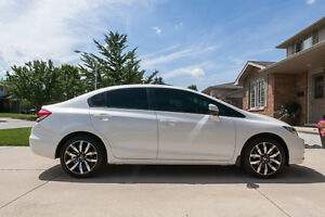 2014 Honda Civic Touring Sedan - Automatic