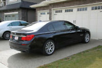 2011 BMW 7-Series 750LI X-Drive Long Wheel Base Sedan