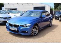 2014 63 BMW 3 SERIES 3.0 330D XDRIVE M SPORT 4D AUTO 255 BHP DIESEL