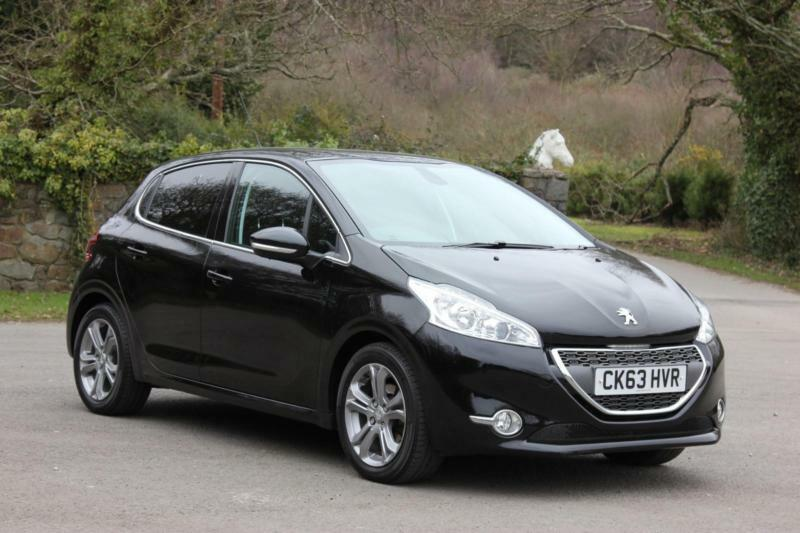 2013 peugeot 208 allure hdi hatchback diesel in neath port talbot gumtree. Black Bedroom Furniture Sets. Home Design Ideas