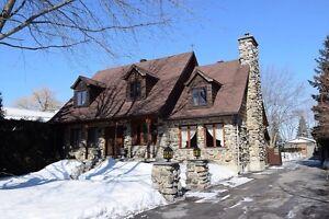 Maison à vendre Auteuil Laval