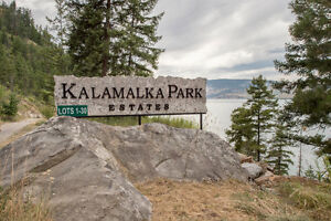 Lot 5 5649 Cosens Bay Rd, Coldstream-Kalamalka Lake front