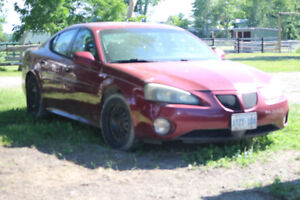 2004 Grand Prix GT for Sale  AS IS