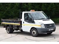 2.4 350 DRW 2D 115 BHP RWD MWB TWIN WHEEL DIESEL MANUAL TIPPER 2011