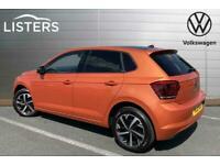 2021 Volkswagen POLO HATCHBACK 1.0 TSI 95 Match 5dr Hatchback Petrol Manual
