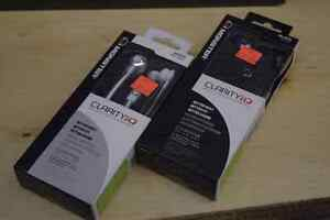 **NEW IN BOX** Monster Clarity HD High-Def In-Line Mic Earbuds
