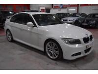 2010 BMW 3 SERIES 2.0 320D M SPORT 4D 181 BHP DIESEL