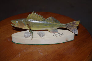 Christmas gifts for the fisherman (Hand carved fish) Regina Regina Area image 10