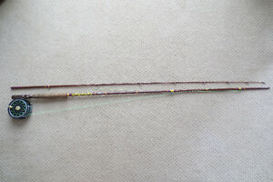 Fenwick Woodstream Fly Rod