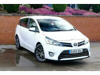 2015 Toyota Verso 1.8 V-matic Trend Plus MPV 5-Dr MPV Petrol Manual