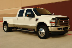 2009 Ford F450 Diesel 4X4 King Ranch