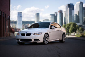 Vente Rapide BMW M3 Competition Package