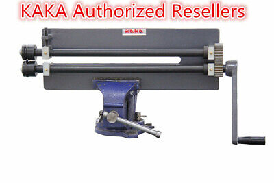 Kakaind Rm-18 18 Sheet Metal Fabrication Bead Roller Rotary Machine Free Ship