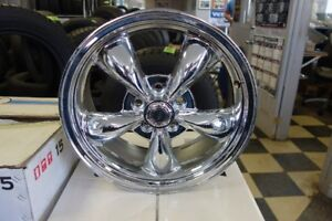 American Racing Chrome Rims