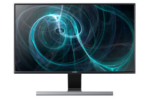 Samsung 27-Inch Wide Viewing Angle LED Monitor (S27D590)