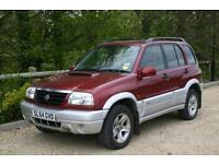 One in a Million DIESEL Suzuki Vitara with FULL SERVICE HISTORY and NEW CAM BELT