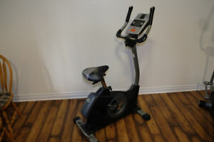 Nordic Track Exercise Bike C2si