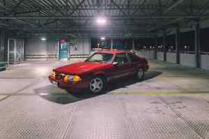 1992 FORD MUSTANG 5L CASH OR TRADE