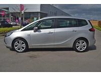 2015 VAUXHALL ZAFIRA Vauxhall Zafira Tourer 2.0 CDTi [130] SRi 5dr