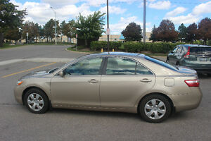 2009 Toyota Camry Solid, Great on Gas, Low km's