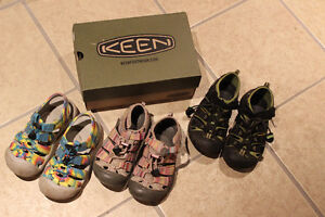 youth KEEN sandals