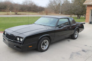 1984 Monte Carlo SS Safetied