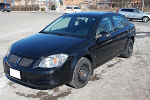 2009 Pontiac G5 4 Door Sedan - 95,000 KM's