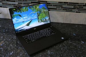 Dell XPS 15 9550 Ultrabook - Like New Condition with Warranty Kitchener / Waterloo Kitchener Area image 1