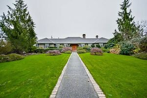 Luxury home for rent in South Surrey