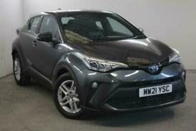 image for 2021 Toyota C-HR 1.8 Hybrid Icon 5dr CVT Hatchback Auto Hatchback Petrol/Electri