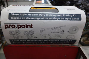 PRO POINT WELDING AND CUTTING KIT