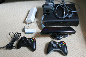 xBox 360 and lots more......