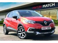 2017 Renault Captur DYNAMIQUE S NAV DCI Hatchback Diesel Manual