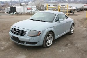 2000 Audi TT Coupe quattro NOW REDUCED TO ONLY $6750!!