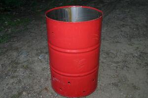 Burn Barrel ( New)
