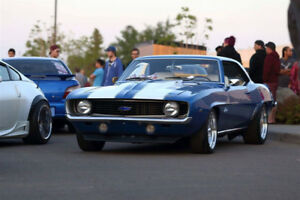 1969 Chevrolet Camaro - Restomod X11 Chassis
